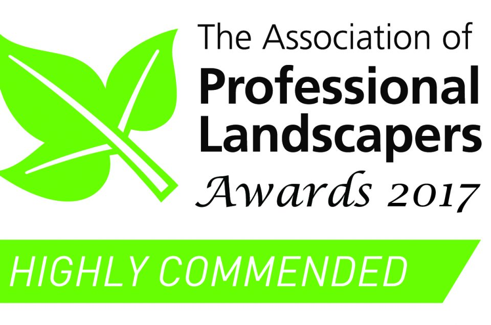 Holland Landscapes Highly Commended in two categories at APL Awards 2017